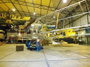 Spyker V2 project Aviodrome-Lelystad