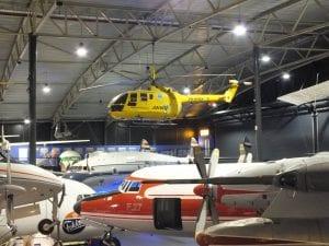 helicopter mbb bolkow-105 aviodrome lelystad airport