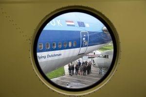 Groepen Boeing 747 - Aviodrome Lelystad