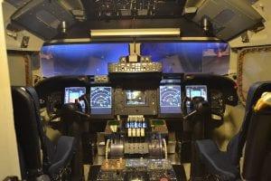 vliegsimulator vliegtuig piloot aviodrome lelystad airport